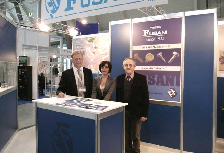 Fastener Fair Stoccarda 2013