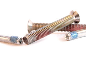 Self-locking screws